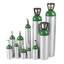 Contoh beberapa type Cylinder Oxygen